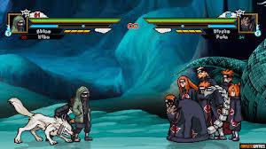 naruto konoha legends mugen 5 screenshot