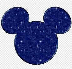 Mickey Mouse Minnie Maus, Mickey Minnie, Kunst, Blau, Kobaltblau png