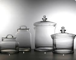 Large Decorative Glass Jars Gj100 Large Apothecary Glass Jar With LidWholesale Glass 79