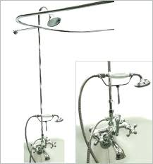 tub faucet with shower a really encourage wall mount chrome bath claw foot home depot clawfoot claw foot bathtub