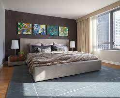 Bedroom Wall Painting