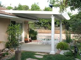 simple covered patio ideas. Roofing Ideas Outdoor Patios Design For Patio Marvelous White Round  Column With Wooden Sloping And Set Decors As Inspiring Simple Covered Patio Ideas