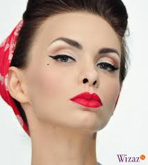 pin up makeup looks great on everyone vine pin ups in 2019 pinup makeup s makeup pin up makeup