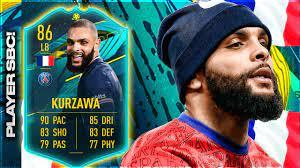 FIFA 21 PLAYER MOMENTS LAYVIN KURZAWA (86) SBC! FIFA 21 ULTIMATE TEAM! -  YouTube