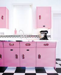 1950s Kitchen Furniture 25 Pastel Kitchens That Channel The 1950s
