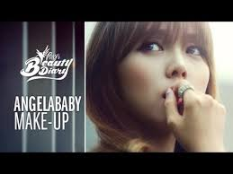 pony s beauty diary angelababy makeup with english subs you
