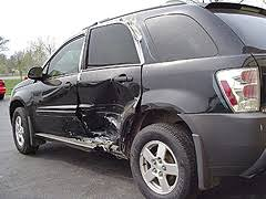 collision repair on a 2005 chevy equinox