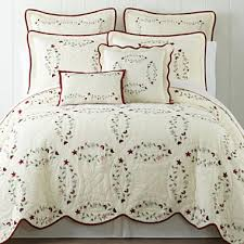 Hope Chest Embroidered Quilt & Home Expressions Hope Chest Embroidered Quilt Adamdwight.com