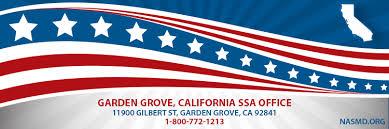 garden grove ca social security office