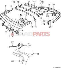 Esaabparts saab 9 3 9400 u003e car body external parts rh esaabparts 2005 saab