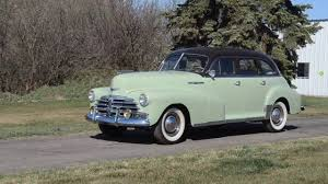 1948 Chevrolet Fleetmaster - Lot 19 - YouTube
