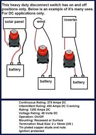 solar dc disconnect wiring diagram