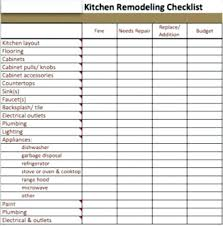 Kitchen Renovation List Bathroom Remodel List Dandybridal Co