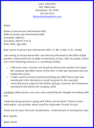 Follow Up Email After Interview Sample No Response Present Day Cn