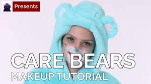 care bears bedtime bear makeup