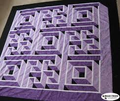 Free Labyrinth Quilt Pattern