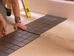 laying tile in bathroom. Laying Tile In Bathroom Plain On With How To Put Tiles The Roselawnlutheran 1 I