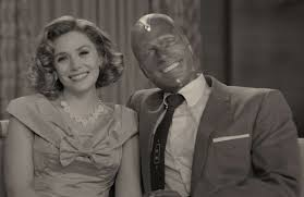 At this point, both characters seem to be. Wandavision Episode 1 Recap A 1950s Dinner Party Marvel Style Ndtv Gadgets 360