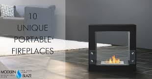 New Trend  Portable Fireplaces  FreshomecomPortable Fireplaces