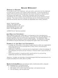 Hip Csit 101 Resume Assignment Student Worksheet 1 10 17 1 Resume