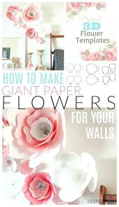 Paper Flower Backdrop Rental Paper Flower Wall