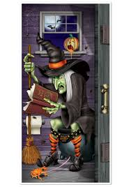 Witch Decorating 59 Halloween Witch Door Decoration Cute Witch Door Quick And Easy
