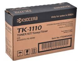 Купить <b>картридж</b> для принтера Kyocera <b>TK</b>-<b>1110</b> Черный по цене ...