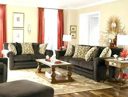 living room colors with brown couch paint ideas for couches chocolate sofa decor