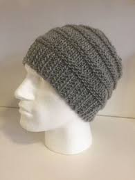 Mens Crochet Beanie Pattern Magnificent Free Pattern Projects Around The House Crochet Ribbed Beanie