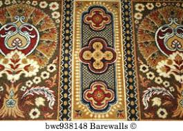 oriental rug texture. Oriental Persian Carpet Texture Art Print Poster - Rug