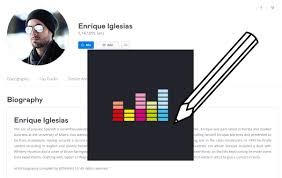 How To Edit Your Artist Profile On Deezer Routenote Blog