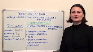 1z0 562 Oracle Utilities Customer Test Care Billing Exam Questions