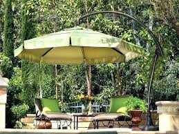 11 cantilever patio umbrella with base best umbrellas pictures home best cantilever patio umbrella canada