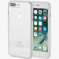 case mate touch case for i tough case for iphone 8 plus 7 plus 6s plus 6 plus clear