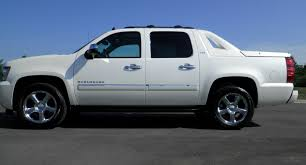 SOLD.2012 CHEVROLET AVALANCHE LTZ 4X4 WHITE DIAMOND 16K GM ...