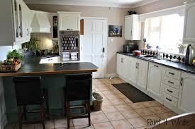 beautiful white kitchen update with chalk paint remodelaholic bloglovin