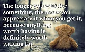 Quotes About Waiting For Love Best Waiting For Love Quotes On QuotesTopics
