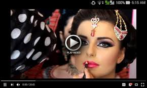 bridal makeup videos hd beauty salon 2018 free of android version m 1mobile