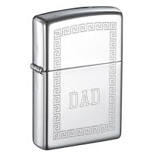 visol zippo greek design father s day lighter