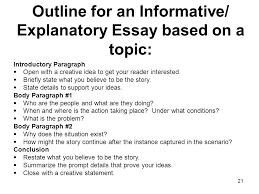explanatory essay rabbithole blog 25 minutes to write