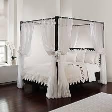 Priya Canopy Bed | Wayfair