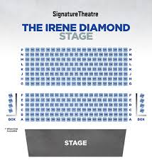 Blue Note Nyc Seating Chart The Diamond Stage At The Pershing Square Signature Center