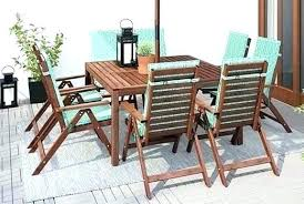 ikea garden furniture dining table set outdoor furniture chairs sets intended for round 6 ikea new