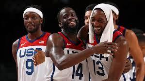 Basketball-Durant powers Team USA to ...