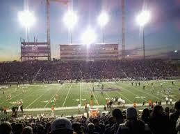 Bill Snyder Family Stadium Section 23 Home Of Kansas State