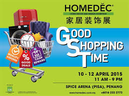 Small Picture Homedec Home Decor and Design Exhibition SPICE Arena Penang