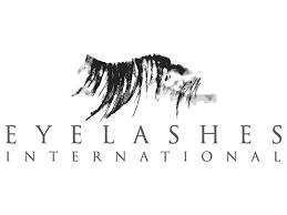 Eyelash Graphic Design Logo Design For Eyelashes International By Jace Design