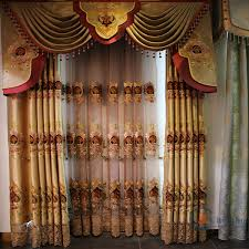 sequin curtains with attached valance swag curtains curtains