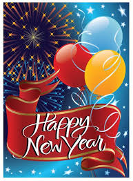 60 Beautiful New Year Greetings Card Designs For Your