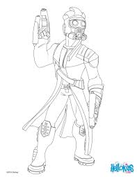 Small Picture You will enjoy this free printable Star Lord coloring page from